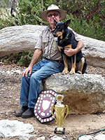 Winner of SA Yard Dogs State Championships held in Karoonda