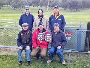 SA Yard Dog Association 2015 State Utility Trial Championship