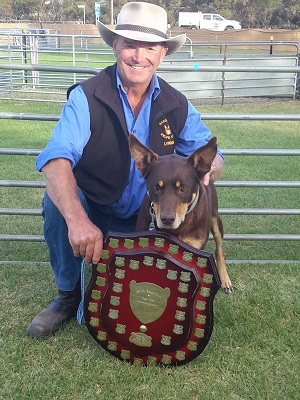 Winner of SA Yard Dogs State Championships 2017