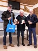 1. Presentation to Rex Hocking on winning the SATDA 2016 Novice Utility Championsip at Melrose with his dog Washpool Kiri. 2jpg